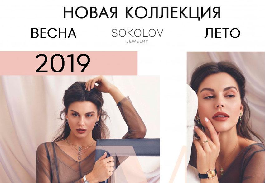 Коллекция Соколов 2019 года